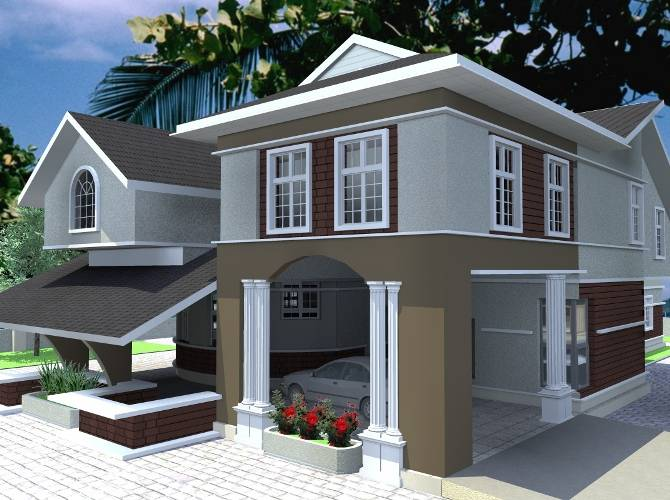 pictures of modern houses in nigeria   My Web Value