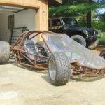 Non Related Race Car Tube Chassis Home Build Bad Ass
