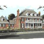 Oaktree Estate Luxury Home Plan House Plans More