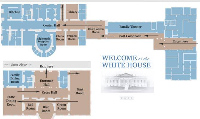 Obama Roosevelt Room Situation Vermeil West Wing Lobby
