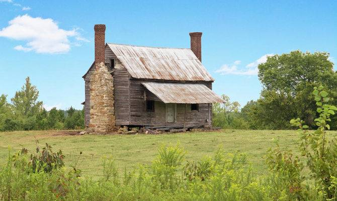Old Country Farm House Mike Covington
