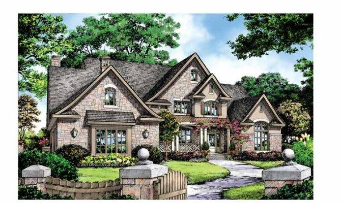 Old English Cottage House Plans