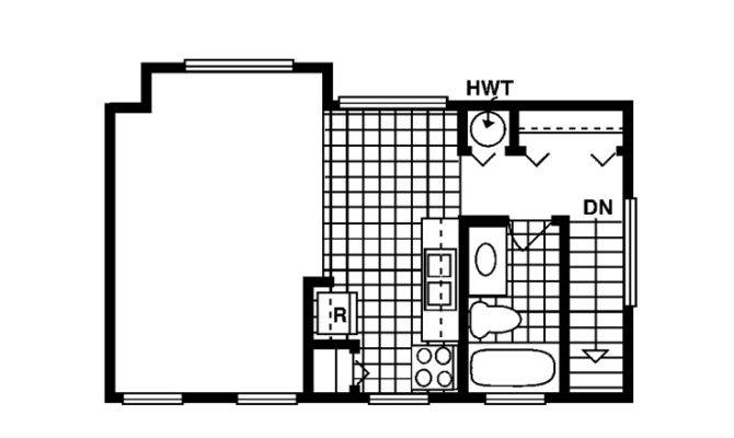 One Room House Plans Find