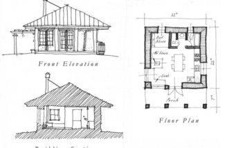 One Room House Plans Plan Studio Apartment Acquire