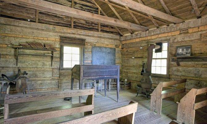 One Room Schoolhouse Appalachian History