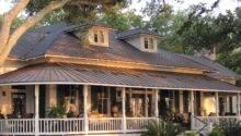 One Story Farmhouse Plans Porches Home Design Ideas