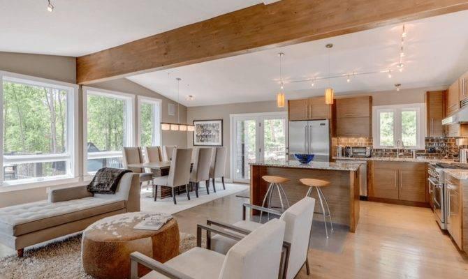 Open Floor Plans Trend Modern Living Design News All