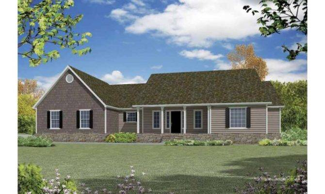 Open Great Room Hwbdo Ranch Builderhouseplans