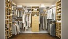 Optimize Space Walk Closet Rubbermaid
