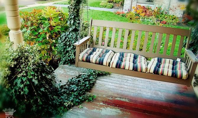 Out Past Porch Swing Avenue Impeccable Historic Victorian