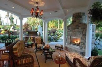 Outdoor Covered Deck Plans Design Trex Designer