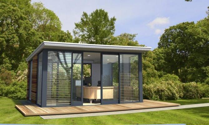 Outdoor Garden Office Industry Standard Design