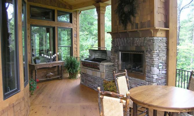 Outdoor Kitchen Deck Design Ideas Felmiatika