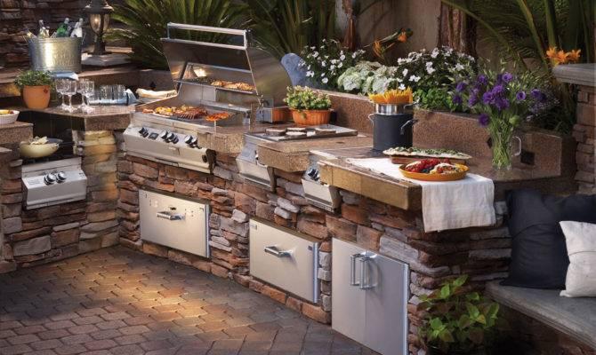 Outdoor Kitchen Design Ideas Home Garden Architecture Blog