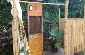 Outdoor Shower Plans Tub Build Diy