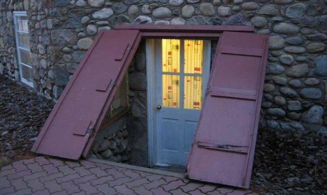 Outside Basement Entrance Plans Feelthehome Tag