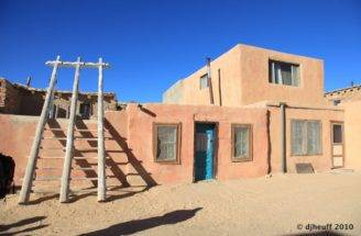 Panoramio Adobe House Acoma Pueblo