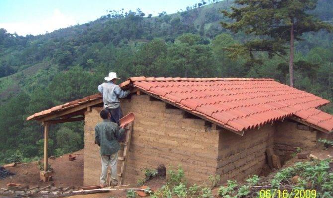 Panoramio Building Adobe House