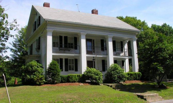 Panoramio Early Greek Revival House