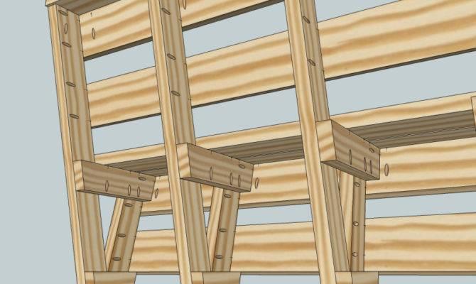 Pdf Build Wood Deck Bench Plans Quality