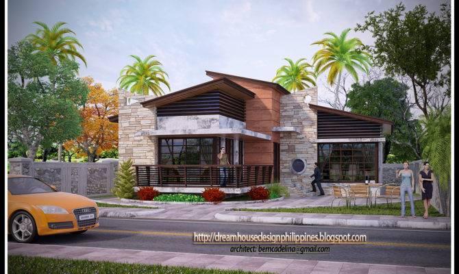 Philippine Dream House Design Post Modern