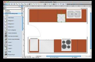 Pic Conceptdraw Pro Software Kitchen Planning