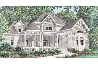 Pics Photos Delia Arts Crafts Style Home Plan House Plans More