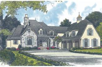 Pics Photos Luxury House Plans French Home Design Chateau Novella