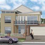 Pics Photos Small Double Storey House Designs