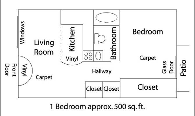 Pics Photos Square Feet Apartment Floor Plan