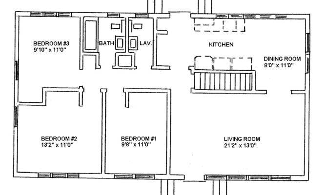 17 Best Simple Ranch Style House Plans With Full Basement