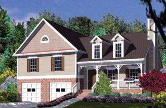 Pin Split Level Style House Floor Plans Home Plan
