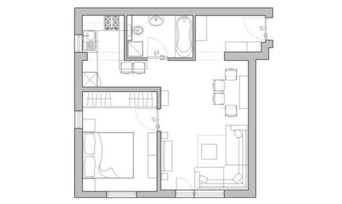 Plan Apartment