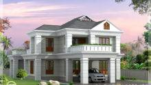 Plan Elevation Feet Bedroom House Indian