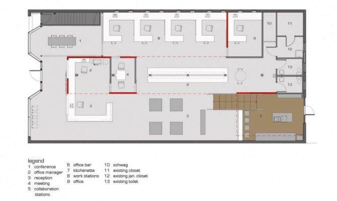 Plan House Two Stories Home Office Floor Plans Architect