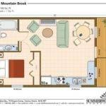 Plan Modern Casita House One Bedroom Studio Guest Plans
