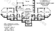 Plan Modifications All Our Mountain Style House Designs