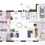 Plan Petite Maison Moderne Pin Pinterest