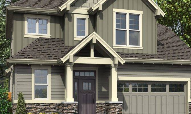Plan Willowcreek Craftsman Home