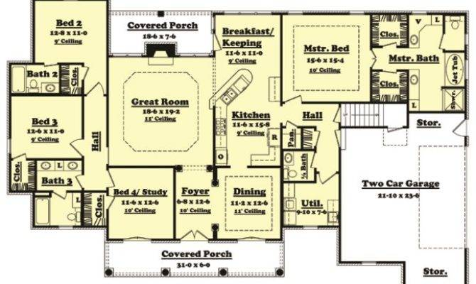 4 bedroom house plans and designs best 4 bedroom house plans