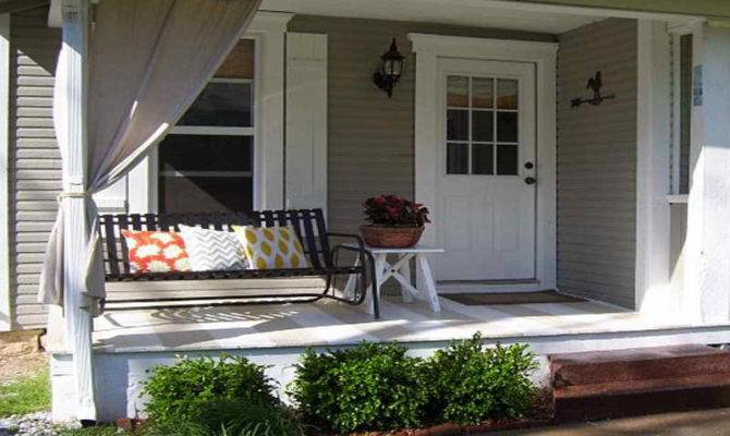 Planning Ideas Small Porch Awesome