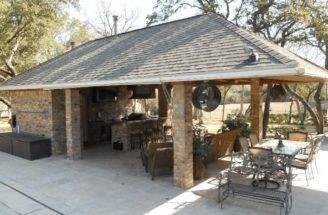 Plans Bathroom Outdoor Bbq Pool Houses