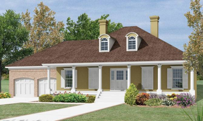 Plans Craftsman House Ranch Arts Crafts