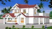 Plans Exterior Views Home Design Inspiration Indian Model House