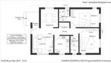 Plans Floor Small House Plan Shp Planning