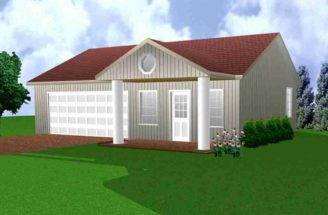 Plans Garages Garage Studio Office Apartment