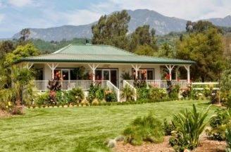 Plans Hawaiian Plantation Style Home Plan