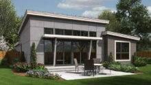 Plans Home House Floor Green Design