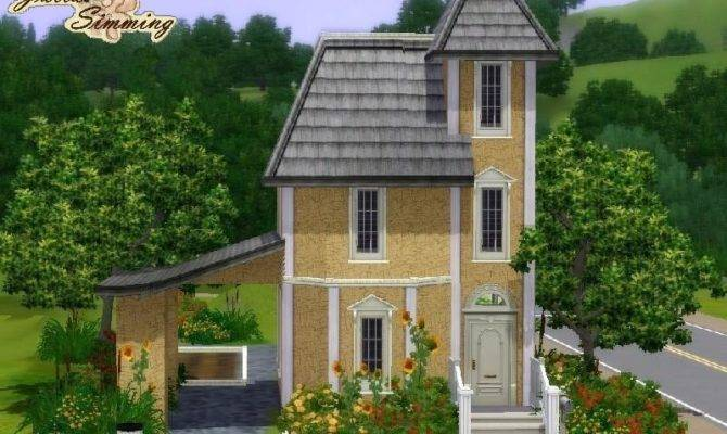 Plans House Plan Cool Chp Sims