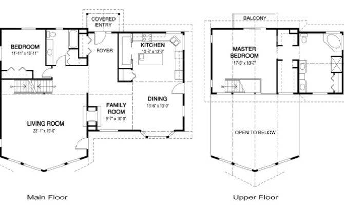 Plans Luxury Craftsman Small House Bungalow